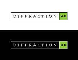 #156 para Design a Logo for Diffraction NZ por yiama