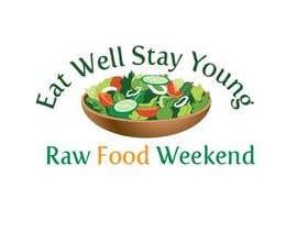 #37 for Design a Logo for Raw Food Weekend af adrif73