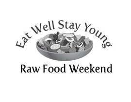 #38 for Design a Logo for Raw Food Weekend af adrif73