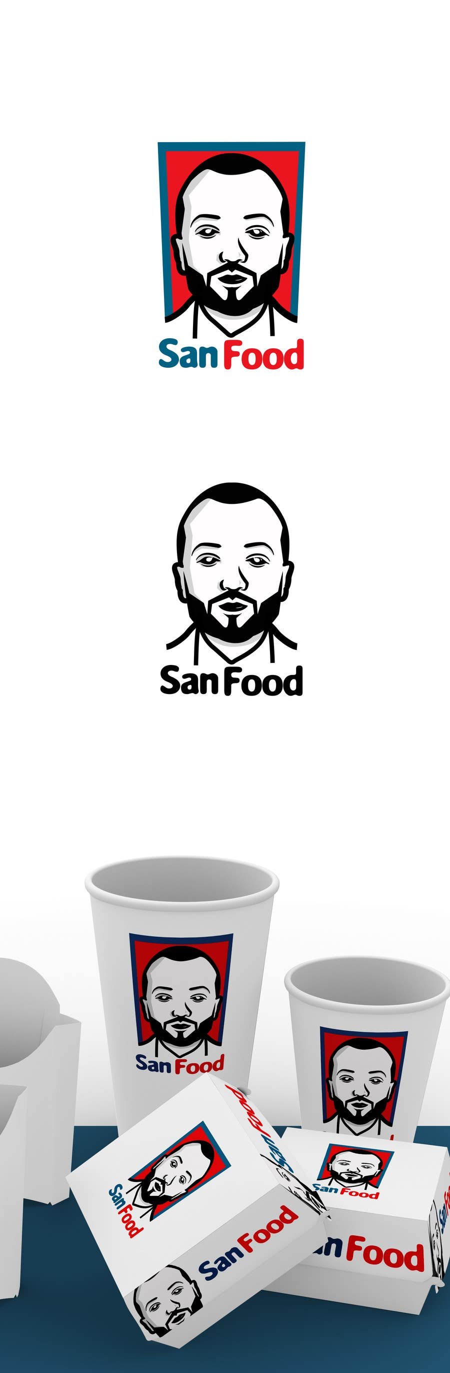 #64 for Logo for SAN Fast Food by migueloelo