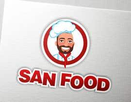 #74 for Logo for SAN Fast Food by namunamu