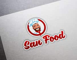 #93 for Logo for SAN Fast Food by namunamu