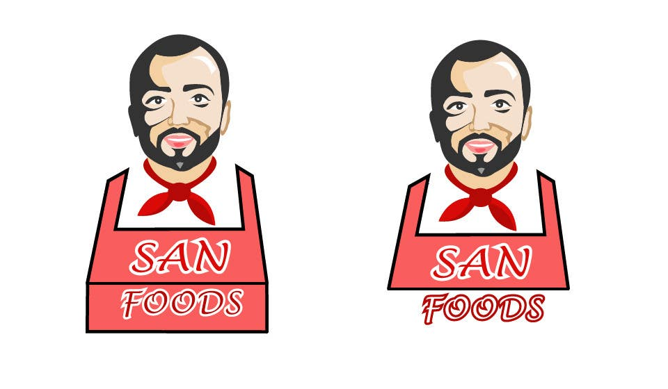 #102 for Logo for SAN Fast Food by adarsht69