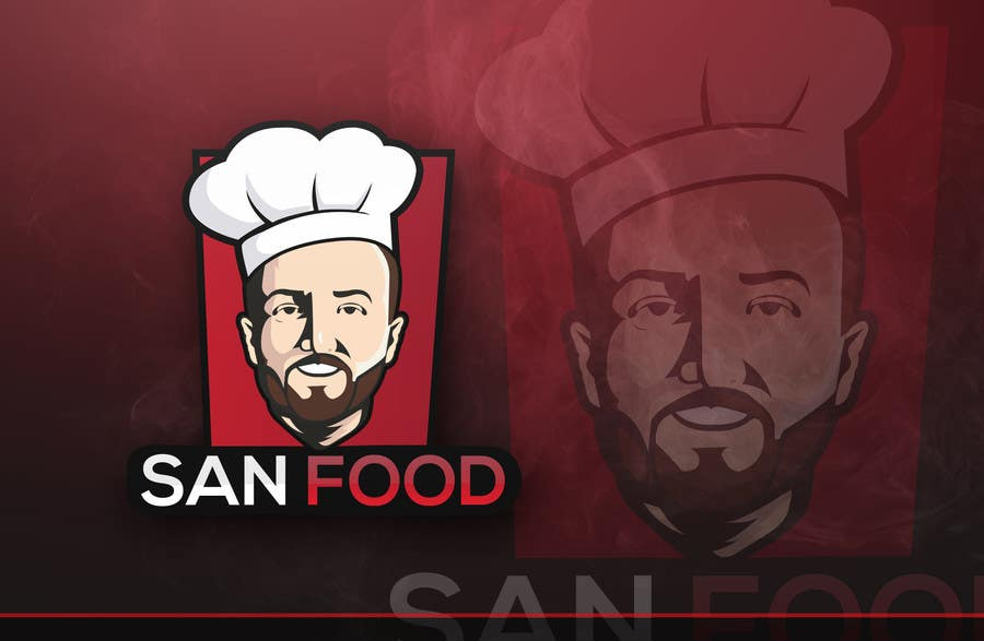 #111 for Logo for SAN Fast Food by ZybsGraphiX