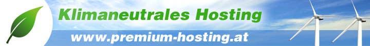 Bài tham dự cuộc thi #                                        15                                      cho                                         Banner Ad Design for www.premium-hosting.at