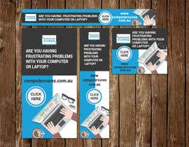#5 untuk Design 8x Banner Ads - For Computer Repair & I.T. Support Business in Australia. oleh ossoliman