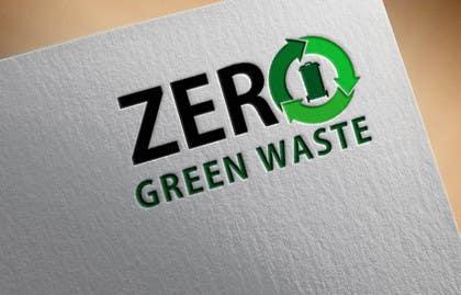 #30 para Zero Green Waste (Logo Design) de XpertDeziner