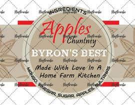 #16 para Jar Label Design - Byron's Best de khuramsmd
