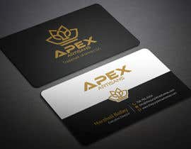 #214 para Design Business Cards for Apex Artisans de BikashBapon
