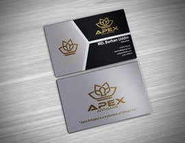 #22 para Design Business Cards for Apex Artisans de mostafizurmoiin