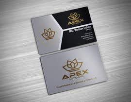 #22 para Design Business Cards for Apex Artisans de mostafizurmoiin