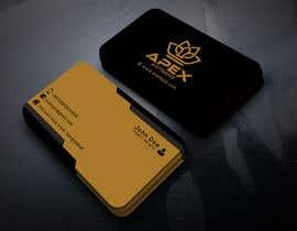 #87 para Design Business Cards for Apex Artisans de xtreme1989