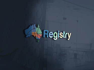 #238 para Registry - design our logo!! de Nazlina21