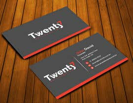 #135 for Design the most stylish and moden Business Card av mehedi0322