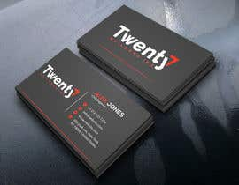 #285 for Design the most stylish and moden Business Card av Habib3e