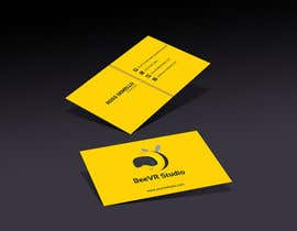 #63 para Design a Business Card from pre-existing logo de ibrahim4160