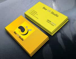 #62 para Design a Business Card from pre-existing logo de zanatees