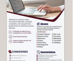 #21 para Design a comercial brochure in PDF and PSD de biplob36