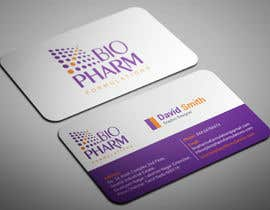 #24 for Professional Simple Business Card Design by smartghart