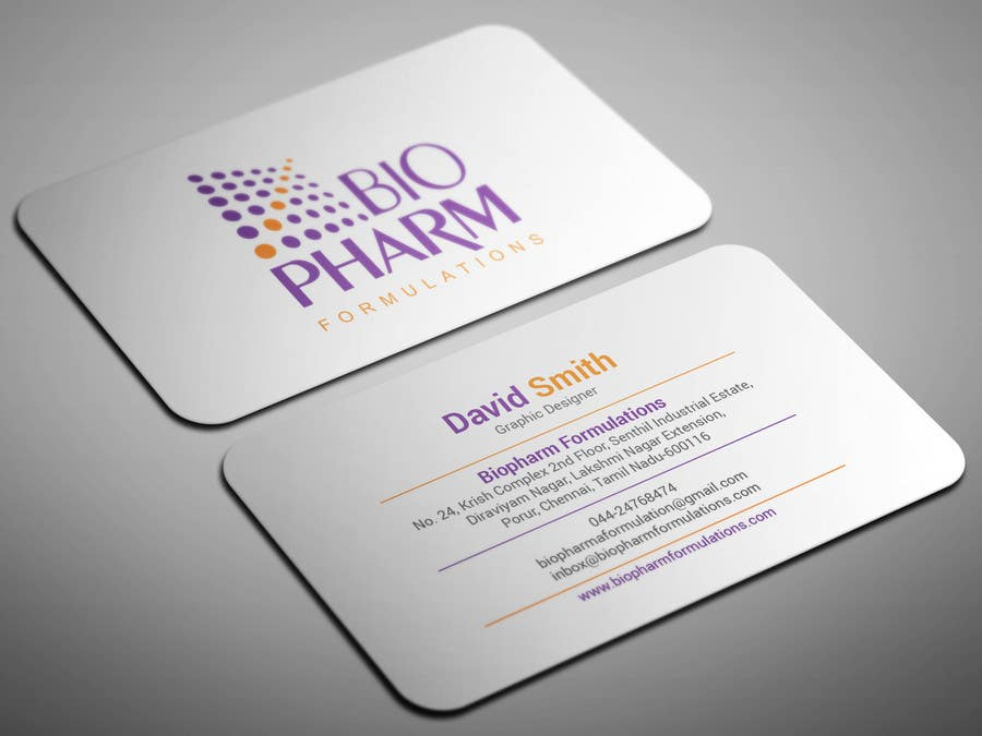 Entry #26 by smartghart for Professional Simple Business Card Design ...