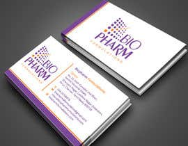 #30 para Professional Simple Business Card Design de Polynur