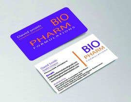 #81 para Professional Simple Business Card Design de mrbottou