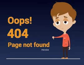 #16 para Web Error Pages de Rodidesign
