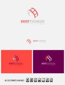 #13 for Deep Thinker Films Logo av alizahoor001