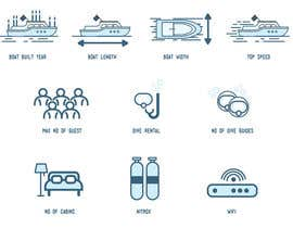 #5 for Design some Icons by brewersdesignsoc