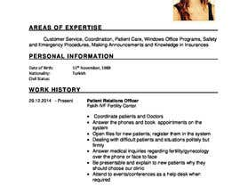 #12 for professional resume Writing by Zeddley