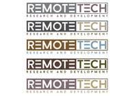 Graphic Design Inscrição do Concurso Nº101 para LOGO REMOTE TECH - Research and Development