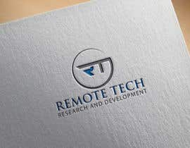 #58 for LOGO REMOTE TECH - Research and Development by mdalamin93