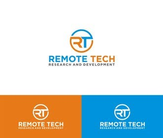 #149 for LOGO REMOTE TECH - Research and Development by FineGraphic
