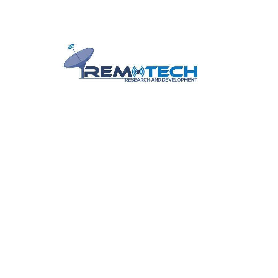Inscrição nº 274 do Concurso para LOGO REMOTE TECH - Research and Development