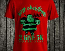 #59 for Design a T-Shirt _2017 xmas run by nobelahamed19