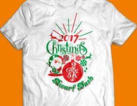#51 for Design a T-Shirt _2017 xmas run by IRBAZ