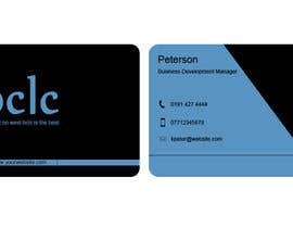#32 for Design some Business Cards by satbaldev