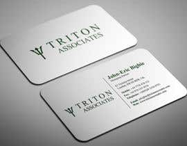 #4 for Typeset Business Cards by smartghart