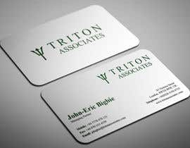 #7 for Typeset Business Cards by smartghart