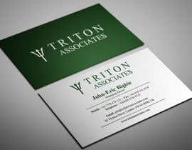 #11 for Typeset Business Cards by smartghart