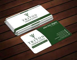 #17 for Typeset Business Cards by sameehajahan