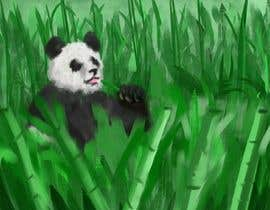 #44 for Draw a panda by vivsmoyano