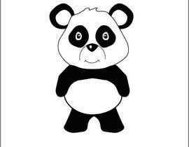 #2 for Draw a panda by Designsworld5
