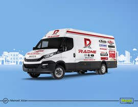 #42 for Design Transport Van with logos by manuelvzlan