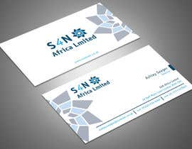 #307 for Design some Business Cards by Siddiq00