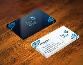 #137 for Design some Business Cards by tabrintina005