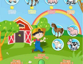 #12 for Farm Animal Round - Up Maze Game by istyarsy26