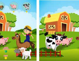 #18 for Farm Animal Round - Up Maze Game by istyarsy26
