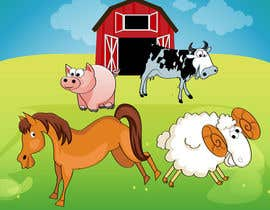 #4 for Farm Animal Round - Up Maze Game by qshahnawaz