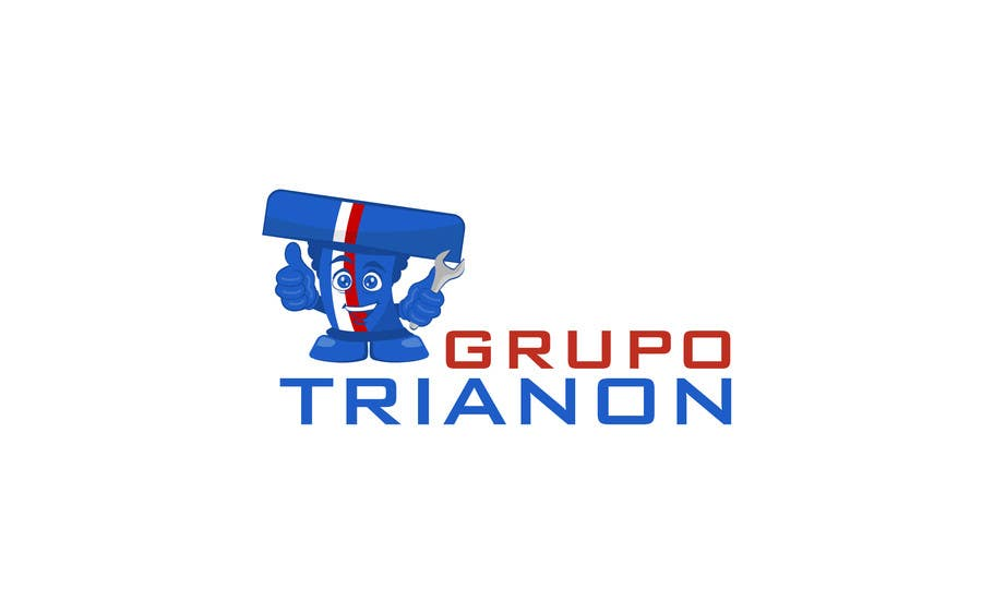 Contest Entry #24 for Designing the Trianon character logo